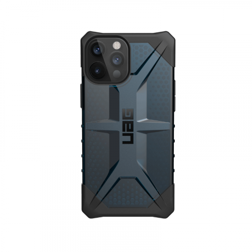 Op lung iPhone 12 12 Pro Max UAG Plasma Series blue 11 Bengovn