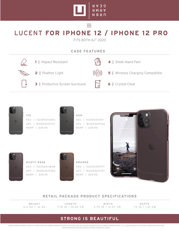 Op lung iPhone 12 Pro Max UAG U Lucent Series 27 Bengovn1