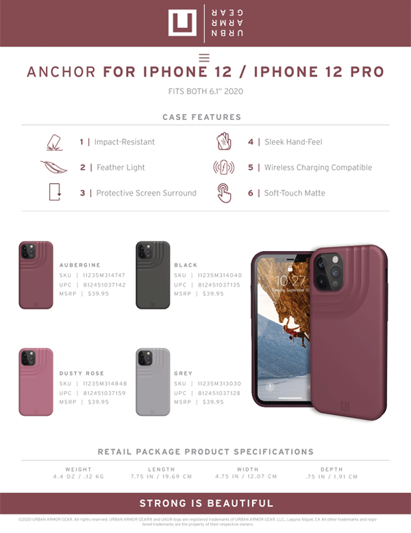 Op lung iPhone 12 12 Pro UAG U Anchor Series 27 bengovn