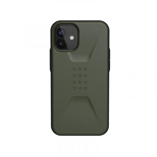 Op lung iPhone 12 Mini UAG Civilian Series 18 Bengovn