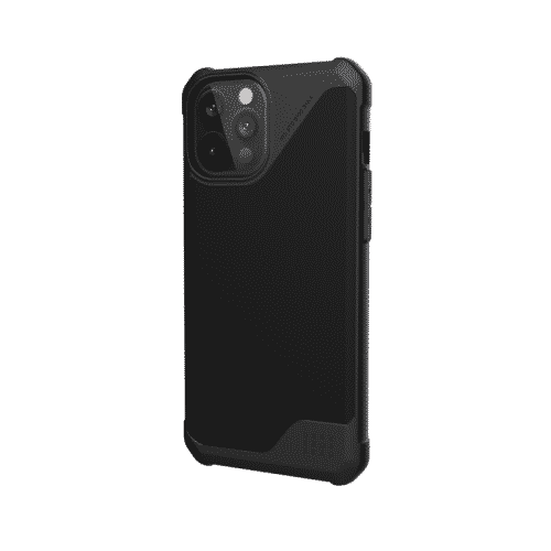 Op lung iPhone 12 12 Pro UAG Metropolis LT Series SATN Black 14 bengovn1