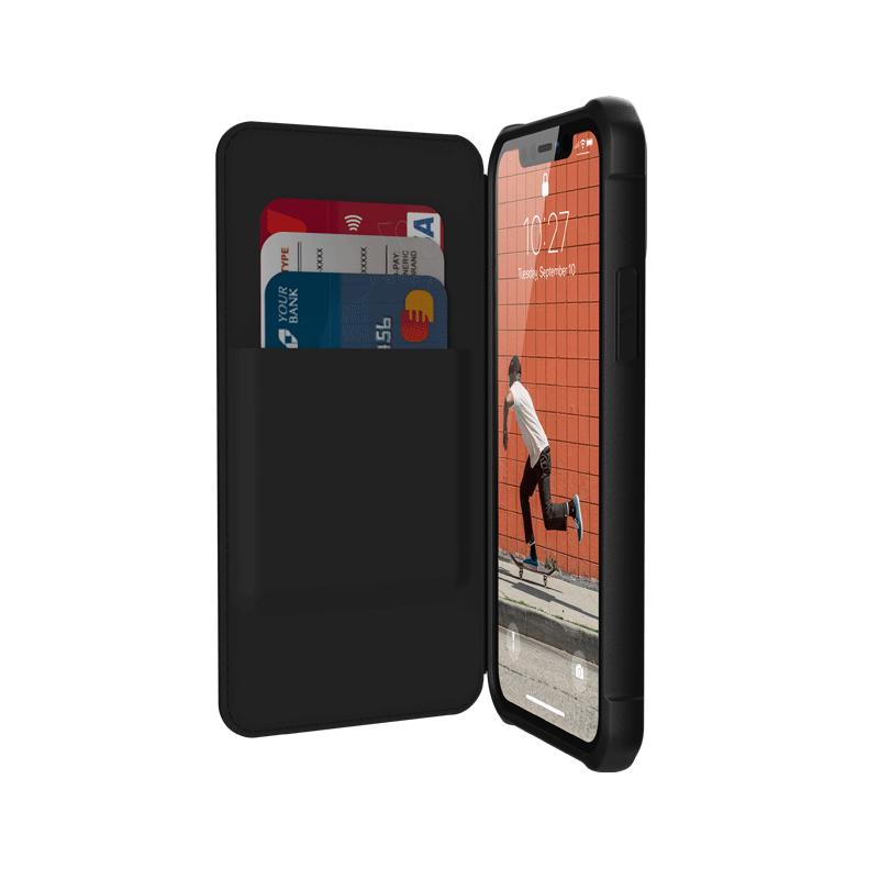 Bao da iPhone 12 Pro Max UAG Metropolis Series FIBR 01 bengovn