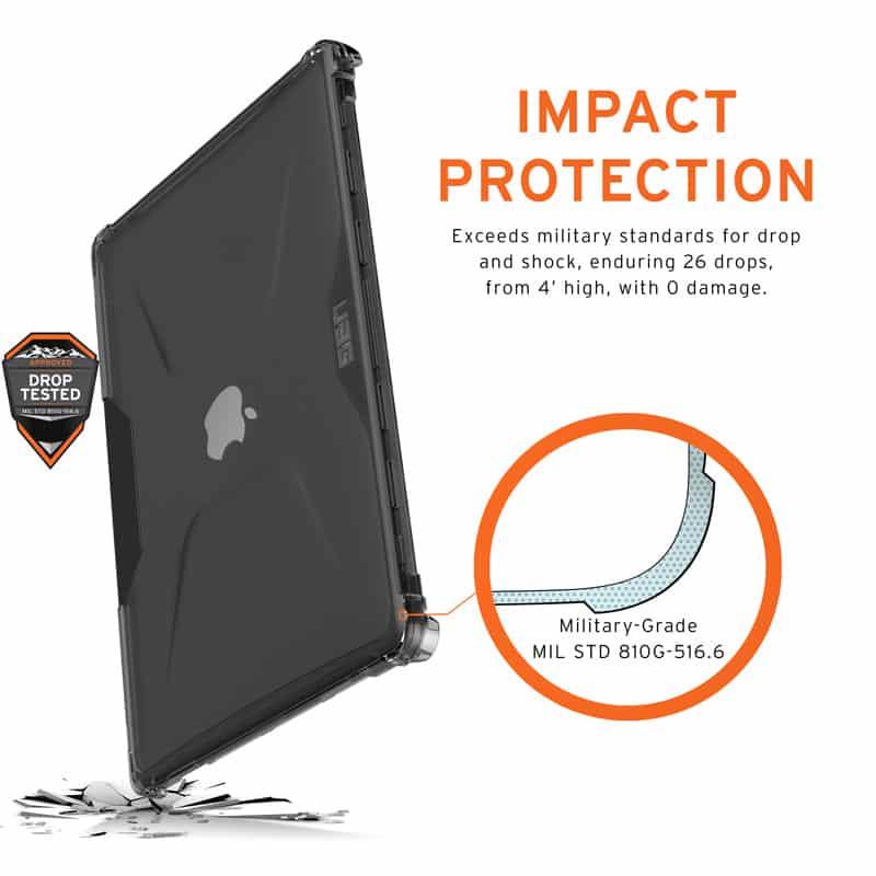 Vo op bao ve Macbook Pro 13 2020 UAG Plyo 16 bengovn