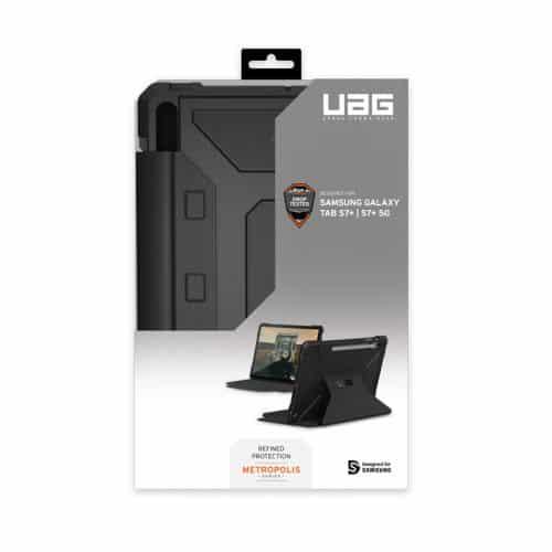 Bao da Samsung Galaxy Tab S7 Plus 12 4 UAG Metropolis 10 bengovn