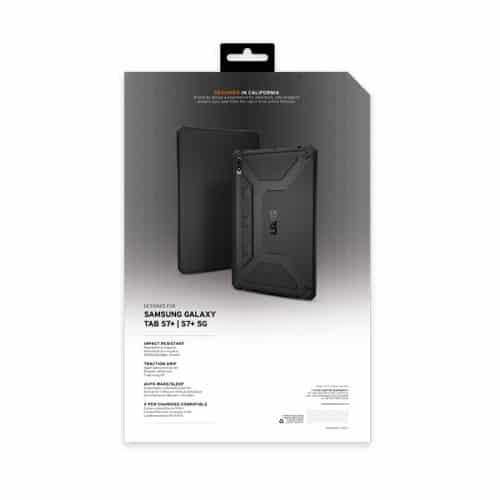 Bao da Samsung Galaxy Tab S7 Plus 12 4 UAG Metropolis 11 bengovn