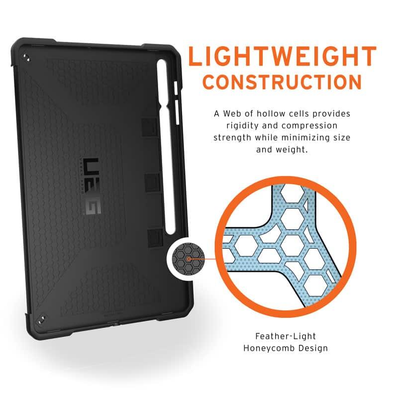 Bao da Samsung Galaxy Tab S7 Plus 12 4 UAG Metropolis 13 bengovn