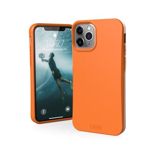op lung iphone 11 pro uag biodegradable outback Orange 01 bengovn
