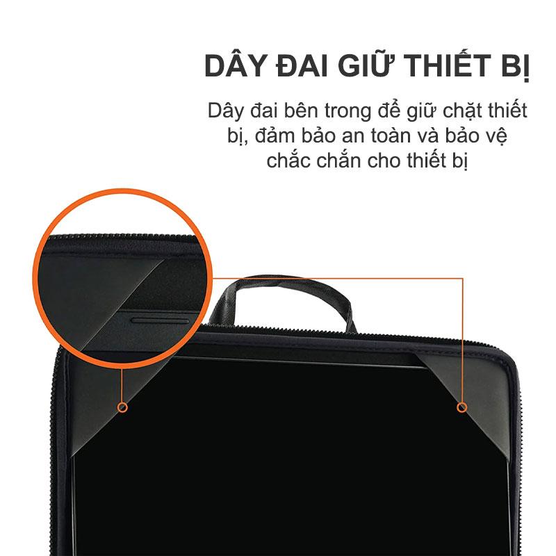 Tui chong soc Laptop 13 UAG Medium Sleeve With Handle 03 bengovn