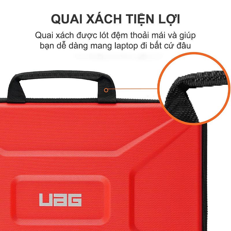 Tui chong soc Laptop 13 UAG Medium Sleeve With Handle 05 bengovn